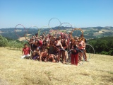 Italian Hoop Connection2012